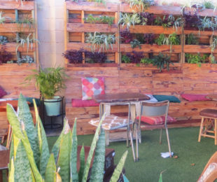 Cafe in Australien (Foto: Sabina Schneider)