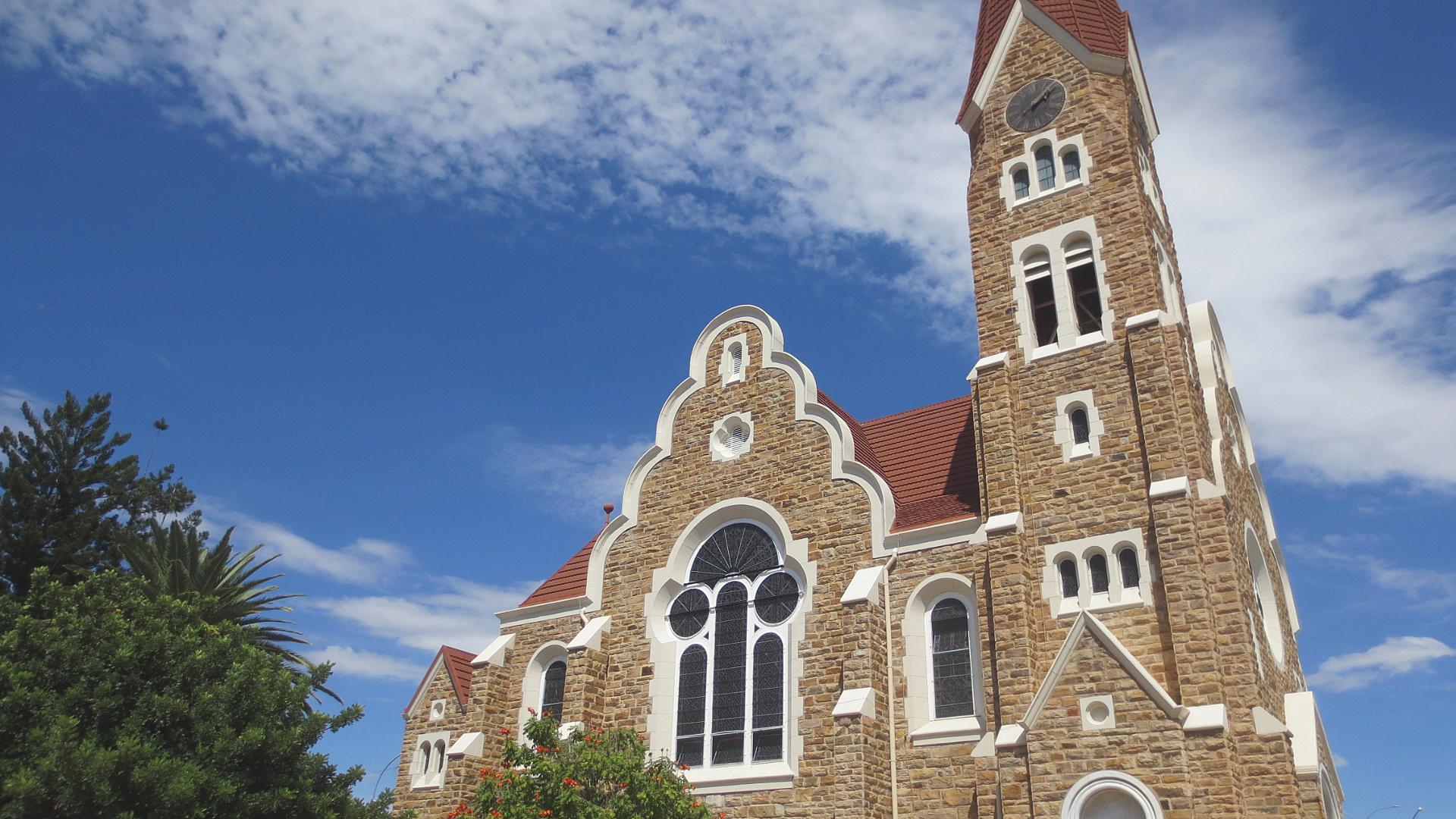 Christuskirche Windhoek (Foto: Sabina Schneider)