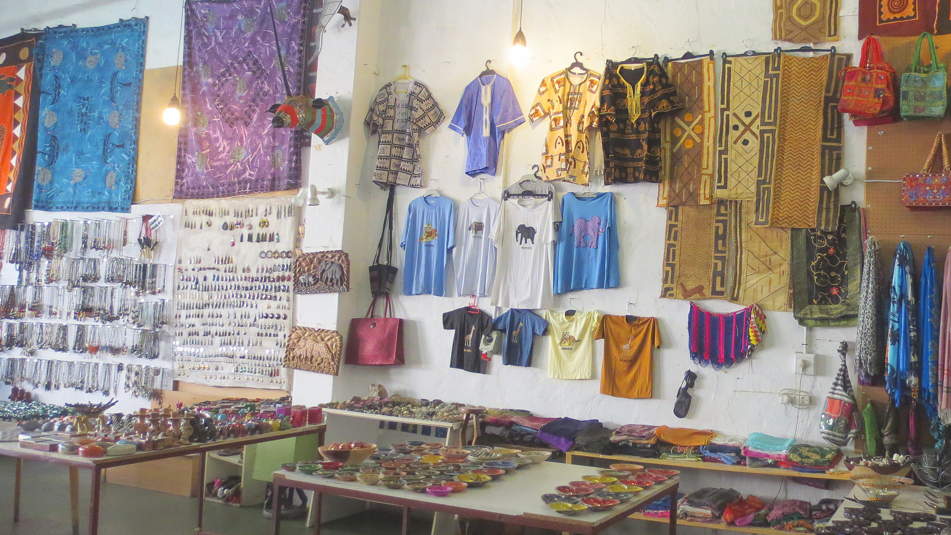 Craft Market Windhoek (Foto: Sabina Schneider)