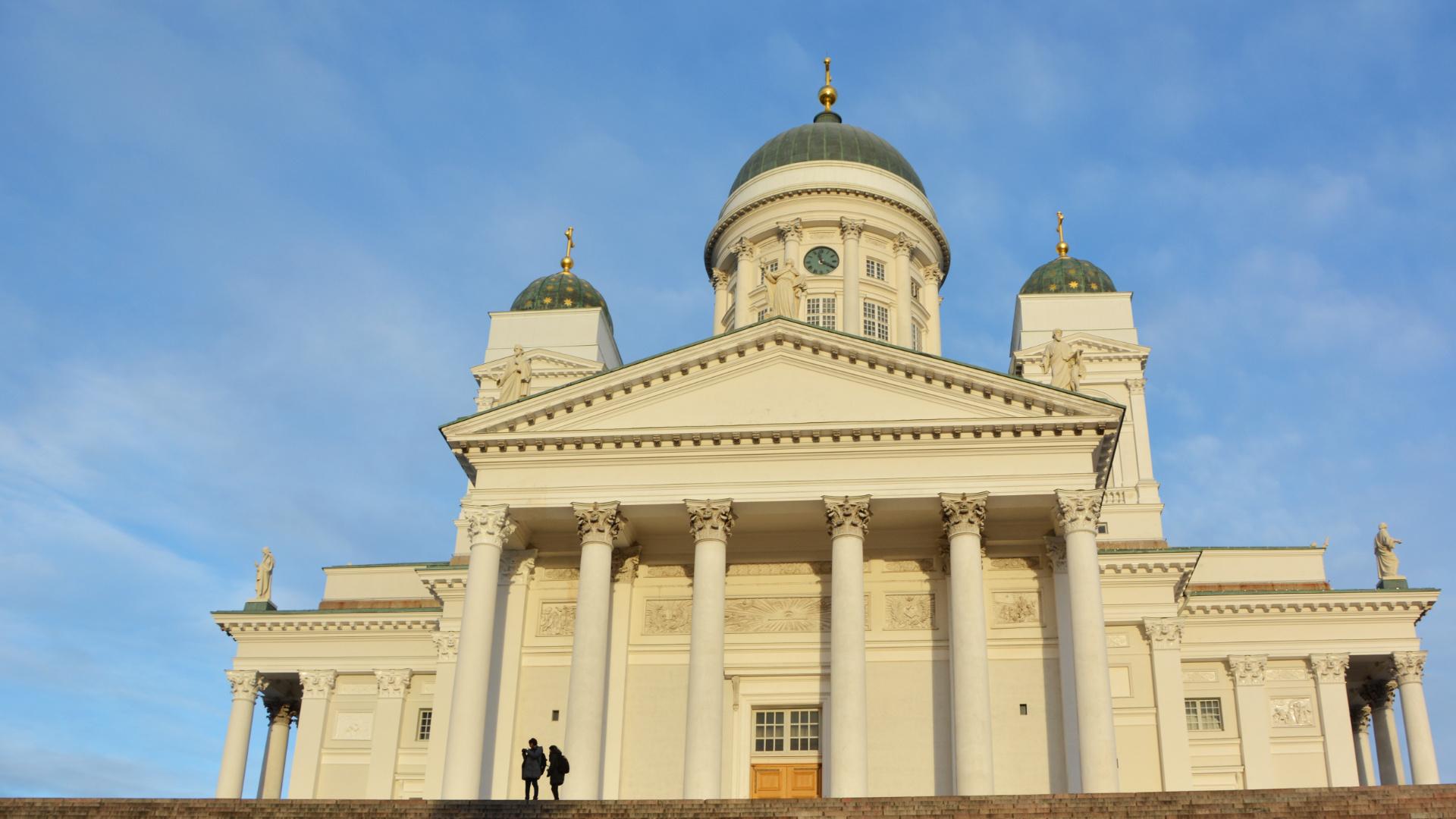 Dom Helsinki (Foto: Sabina Schneider)