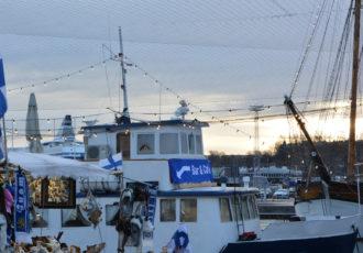 Hafen in Helsinki (Foto: Sabina Schneider)