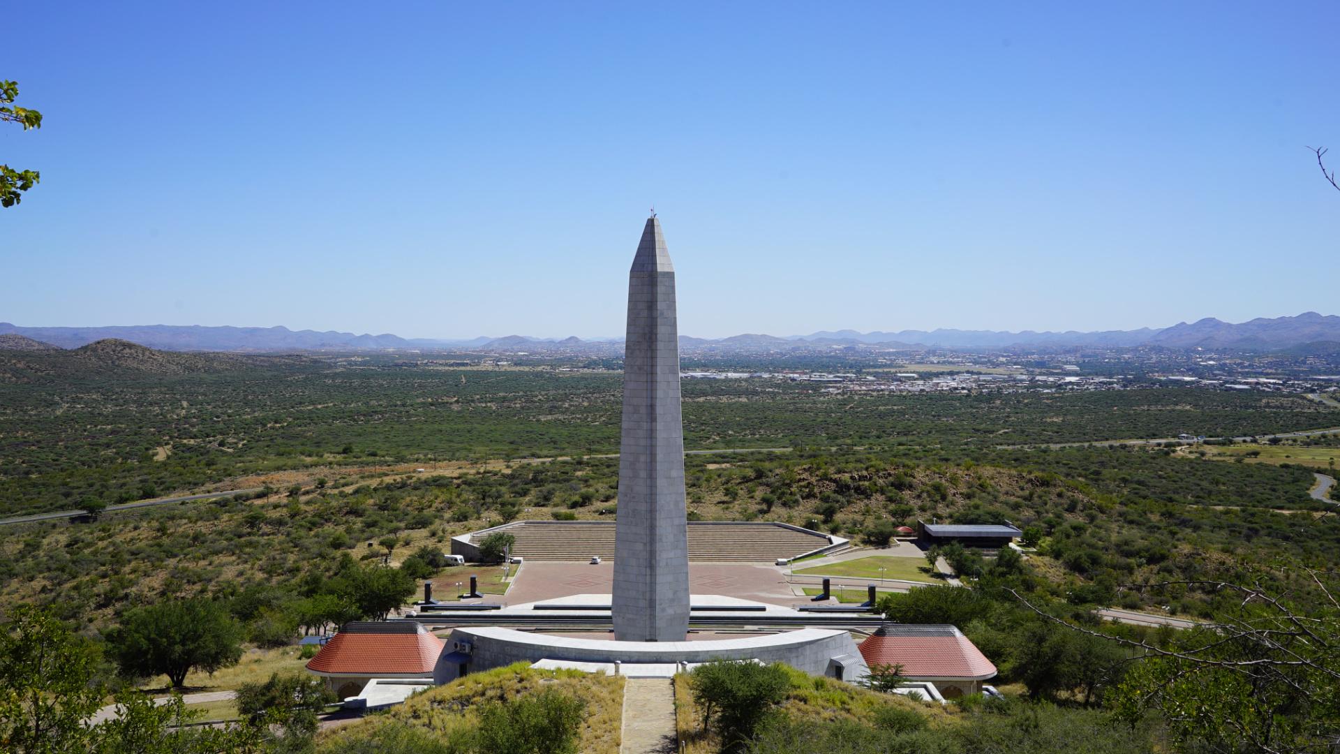 Heldenacker Windhoek (Foto: Sabina Schneider)