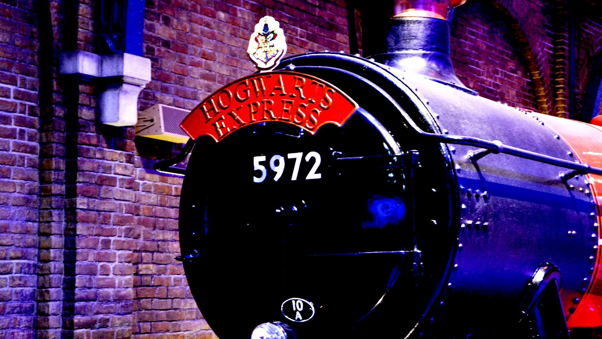 Hogwarts Express (Foto: Sabina Schneider)