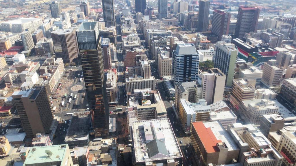 Johannesburg (Foto: Sabina Schneider)