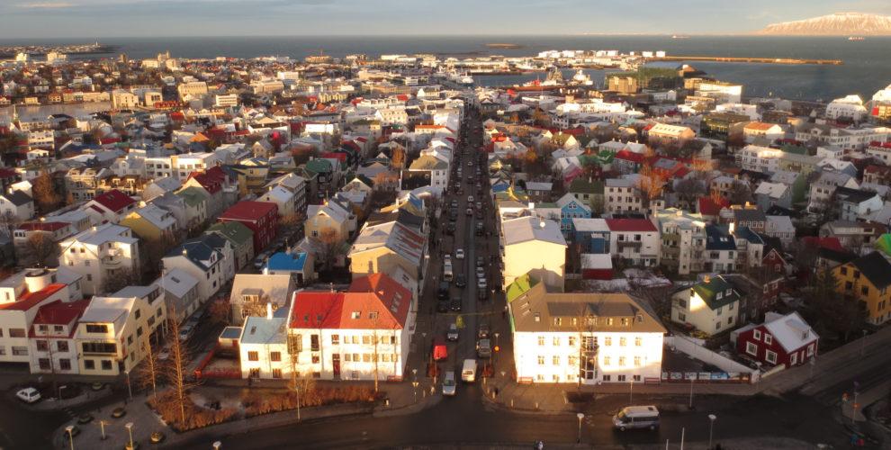 Reykjavik (Foto: Sabina Schneider)