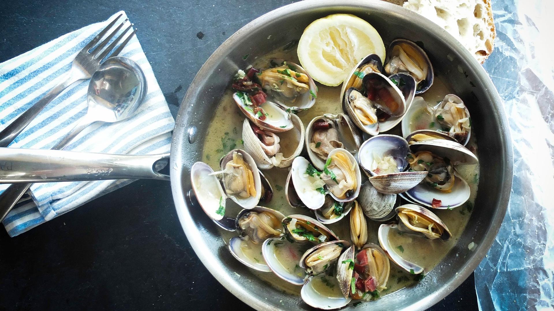 Seafood in Island
