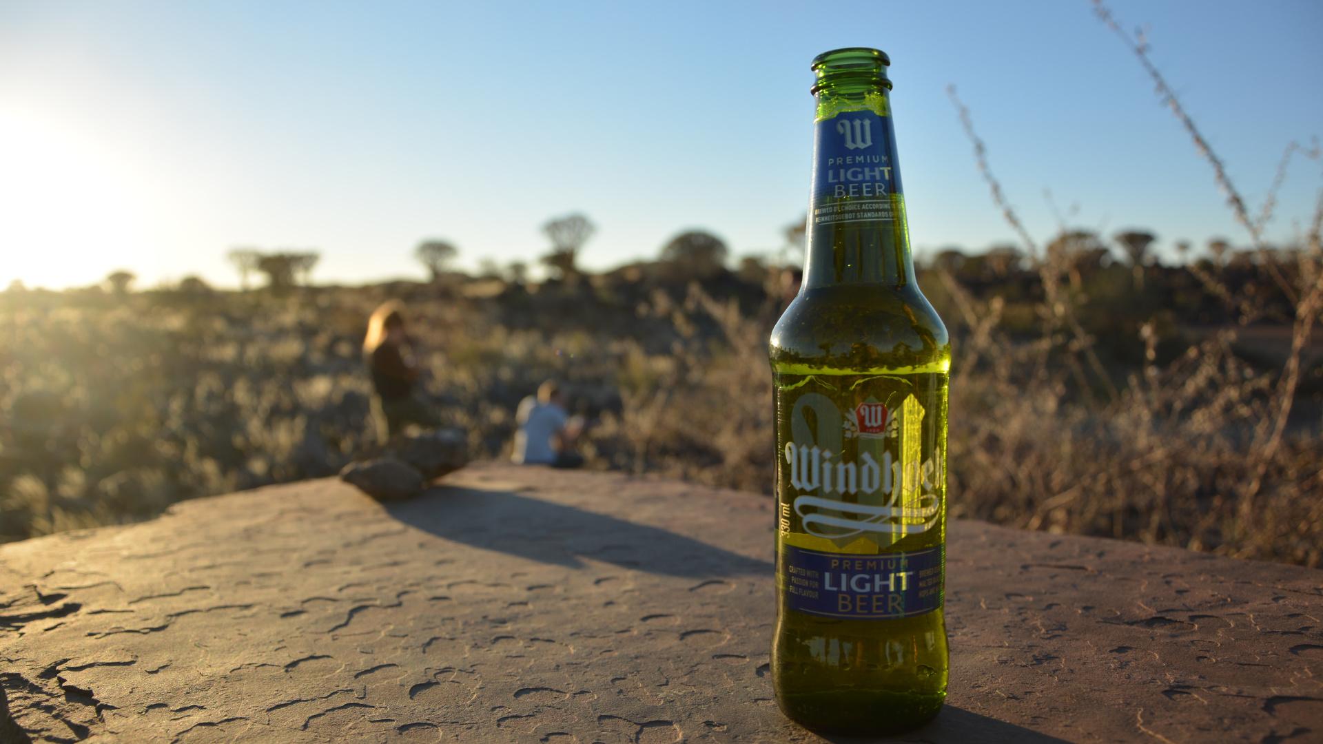 Windhoek Lager (Foto: Sabina Schneider)