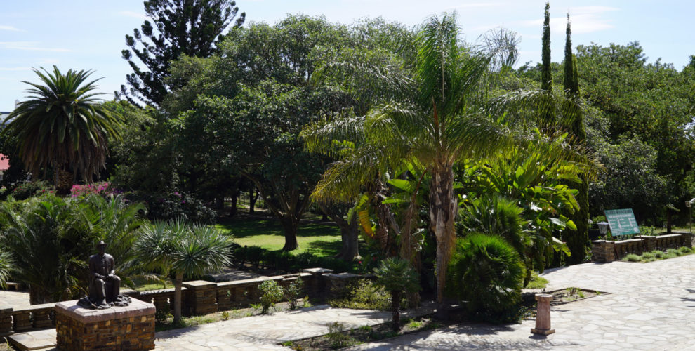 Windhoek (Foto: Sabina Schneider)