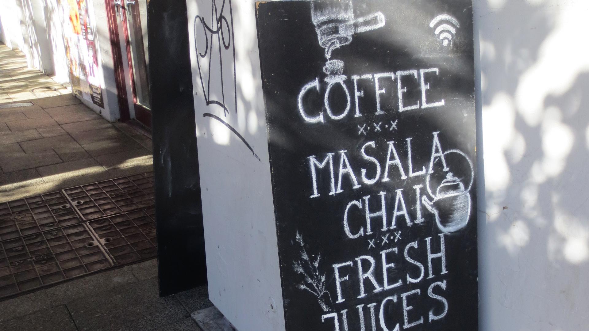 Kaffeeliebe in Australien (Foto: Sabina Schneider)