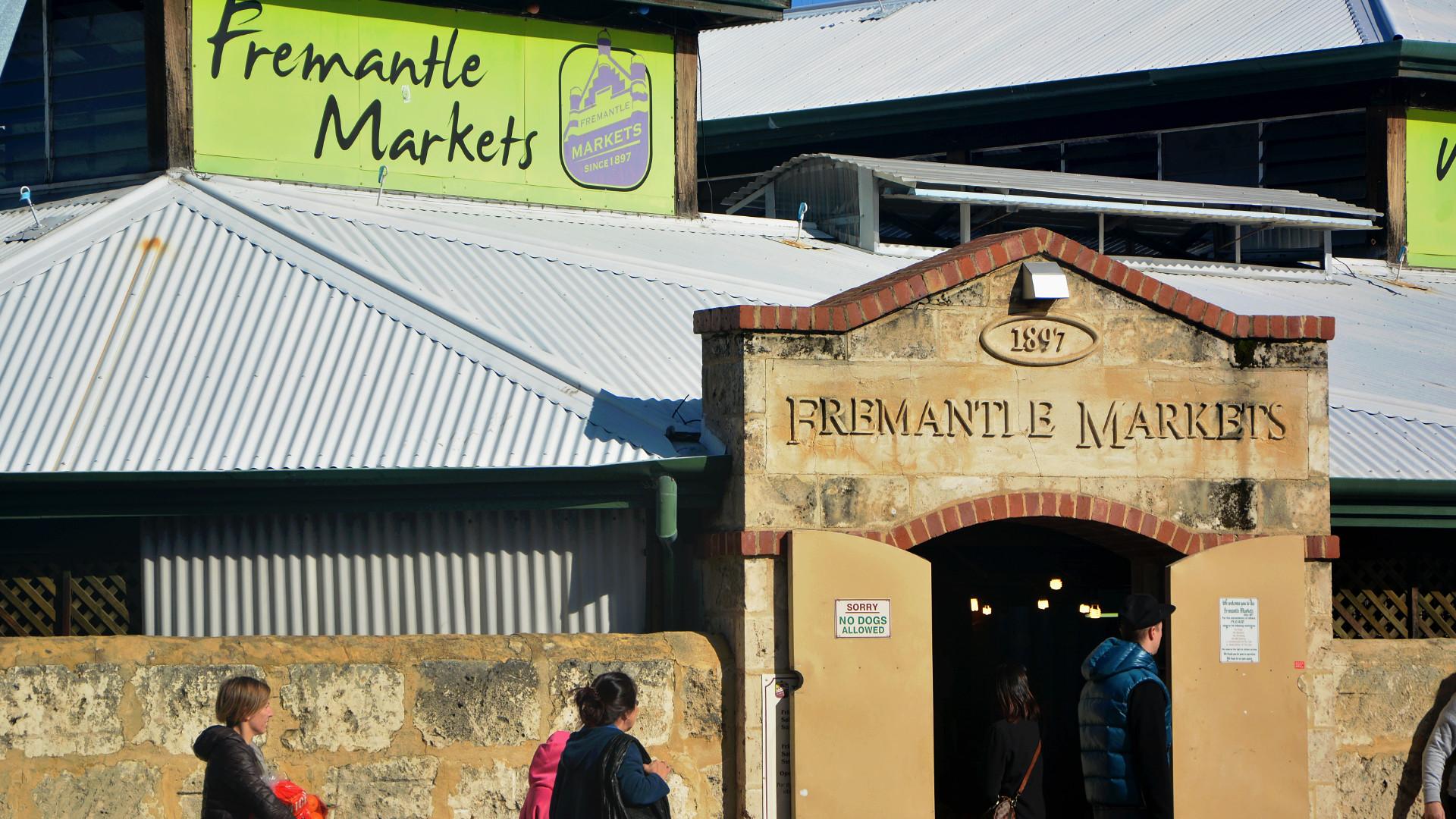 Fremantle (Foto: Sabina Schneider)