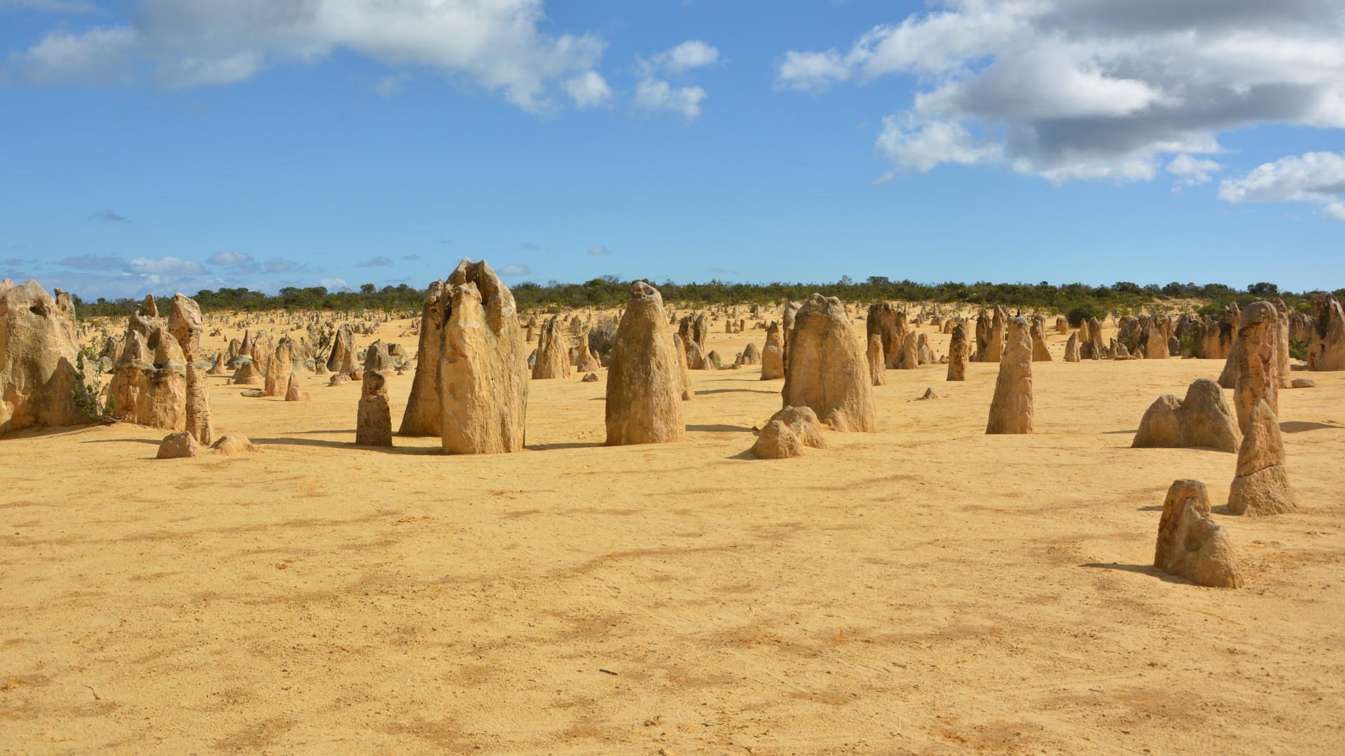 Pinnacles (Foto: Sabina Schneider)