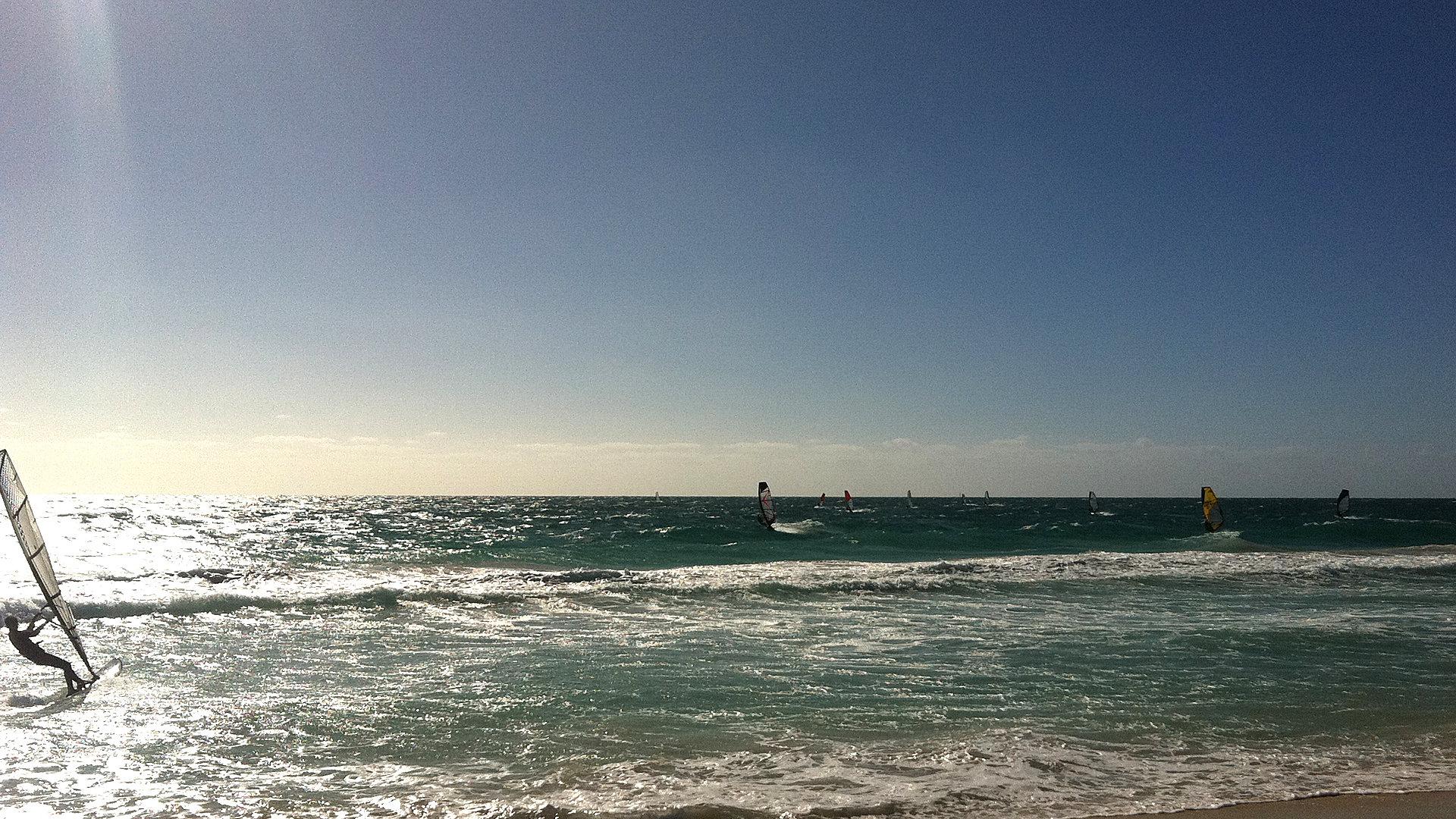 Scarborough Beach (Foto: Sabina Schneider)