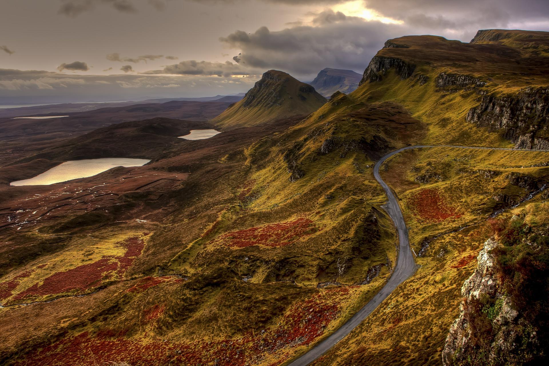 Reiseziel Schottland (Foto:Frank Winkler CC0)