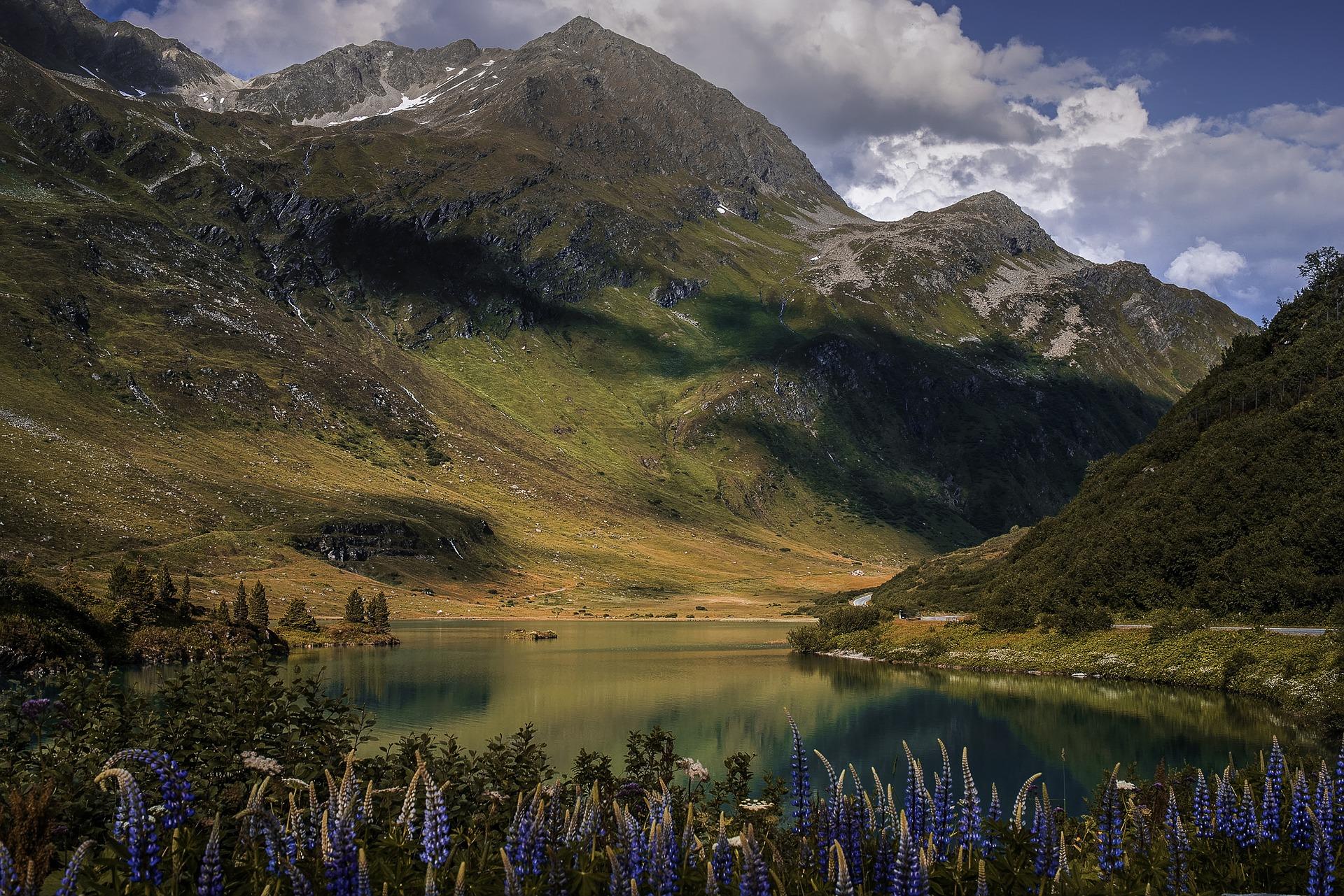 Reiseziel Alpen (Foto: globalpixxel CC0)