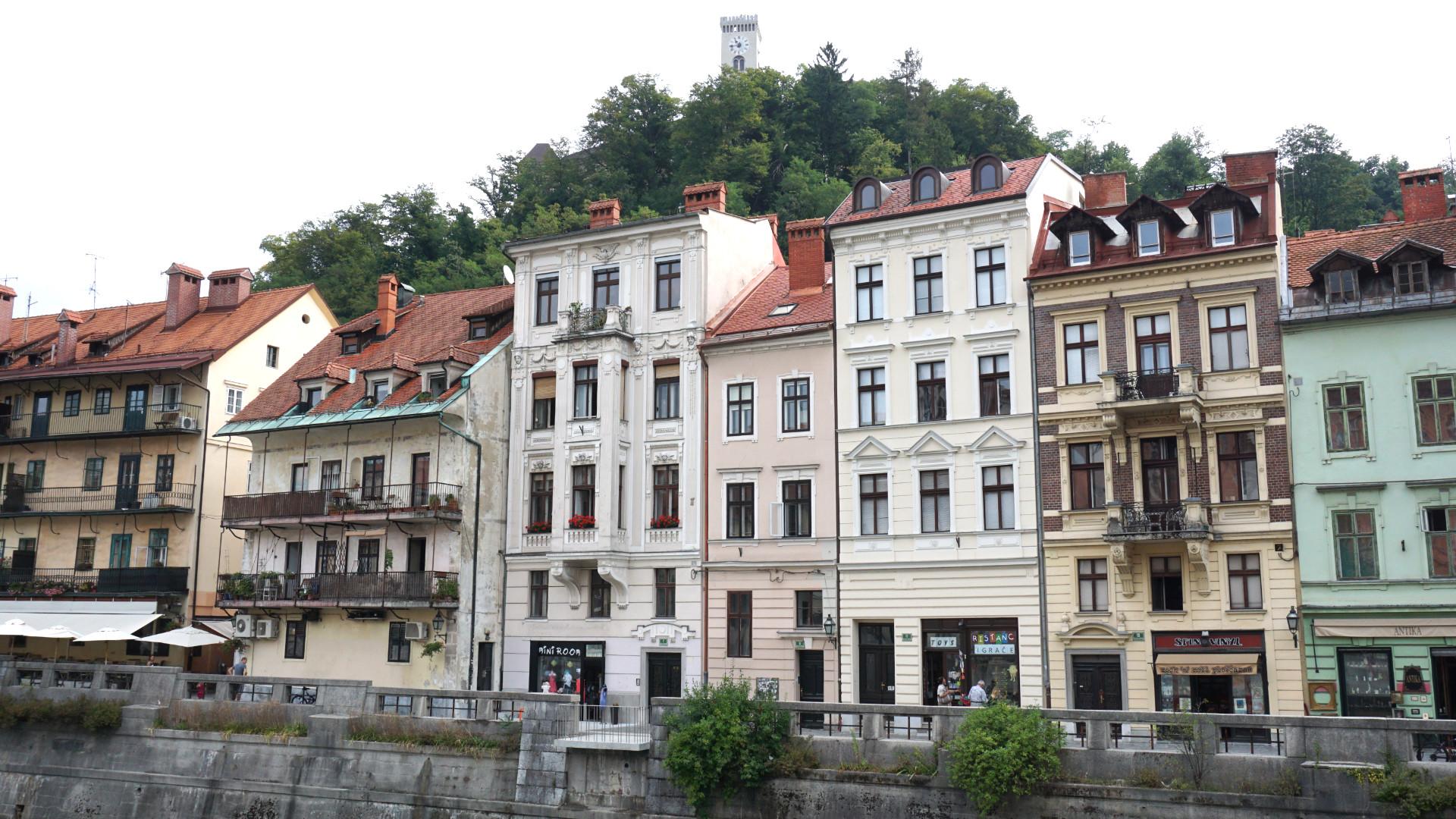 Aktiv in Slowenien (Foto: Sabina Schneider)