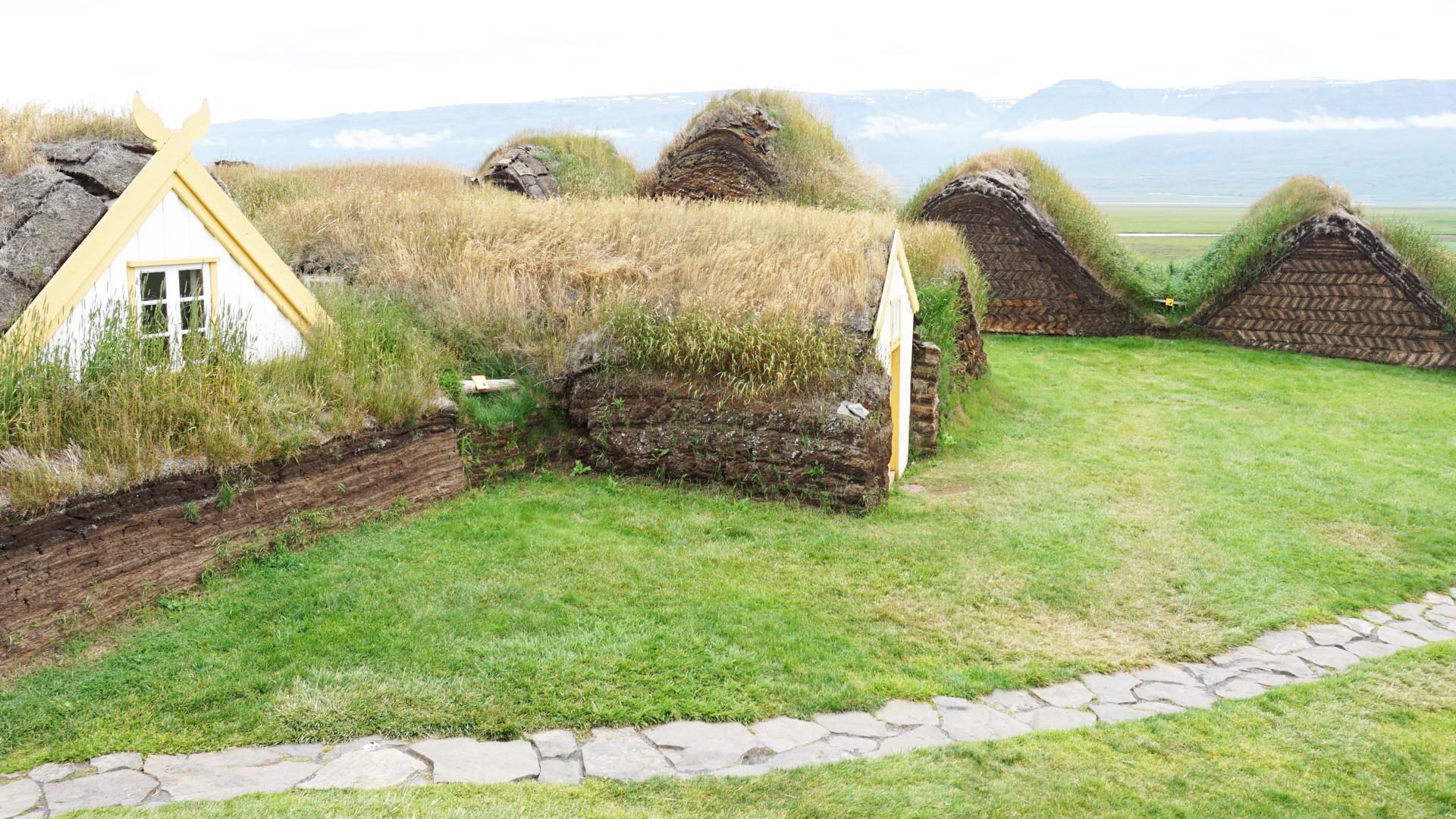 Glaumbær Island (Foto: Sabina Schenider)