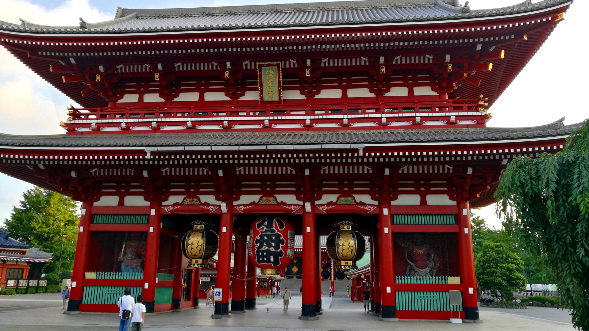 Asakusa, Sensō-ji (Foto:Marina Hochholzner)