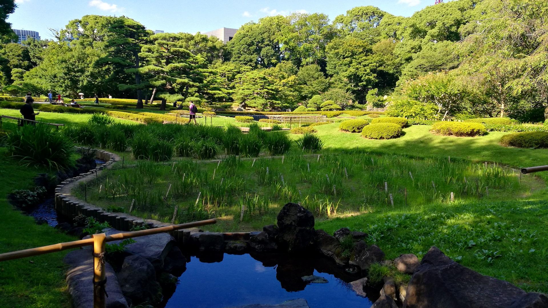 Kaiserliche Gärten (Foto: Marina Hochholzner)
