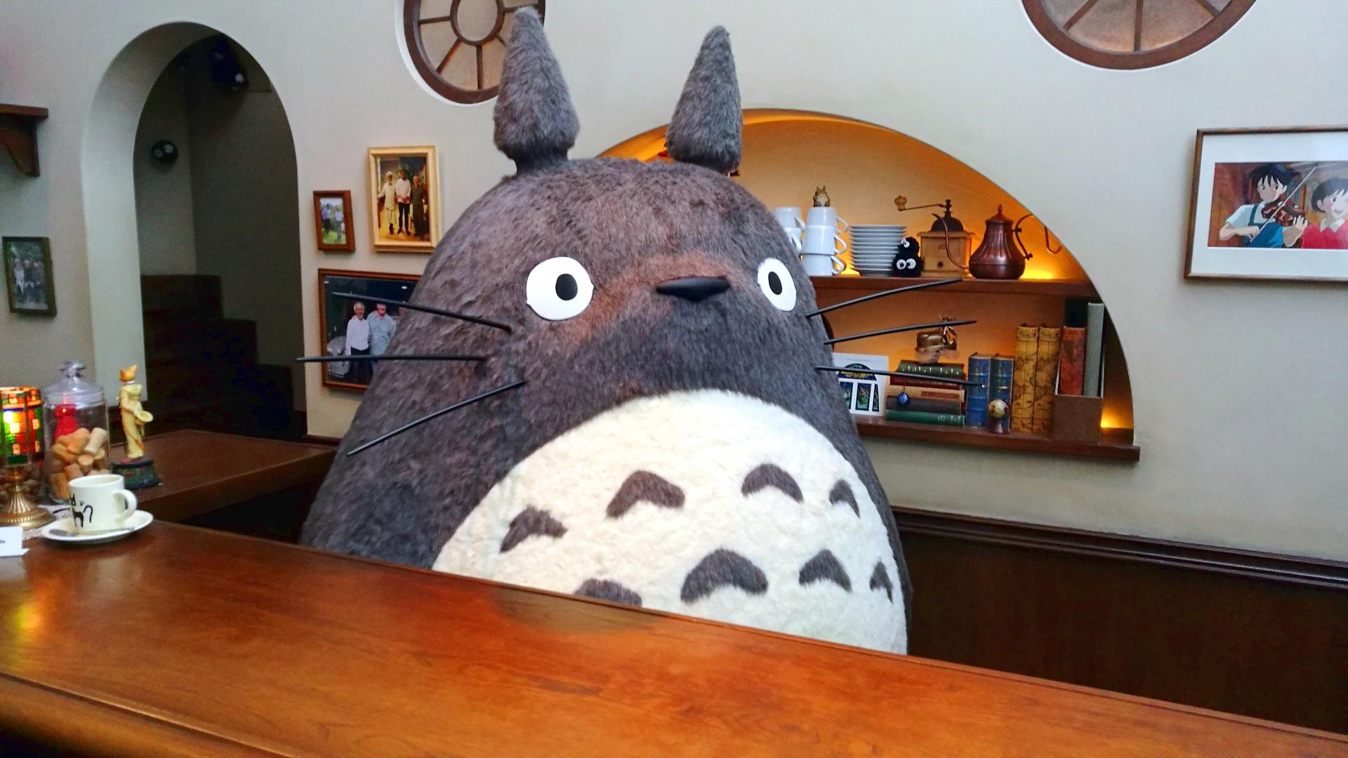 Ghibli: Totoro (Foto: Marina Hochholzner)