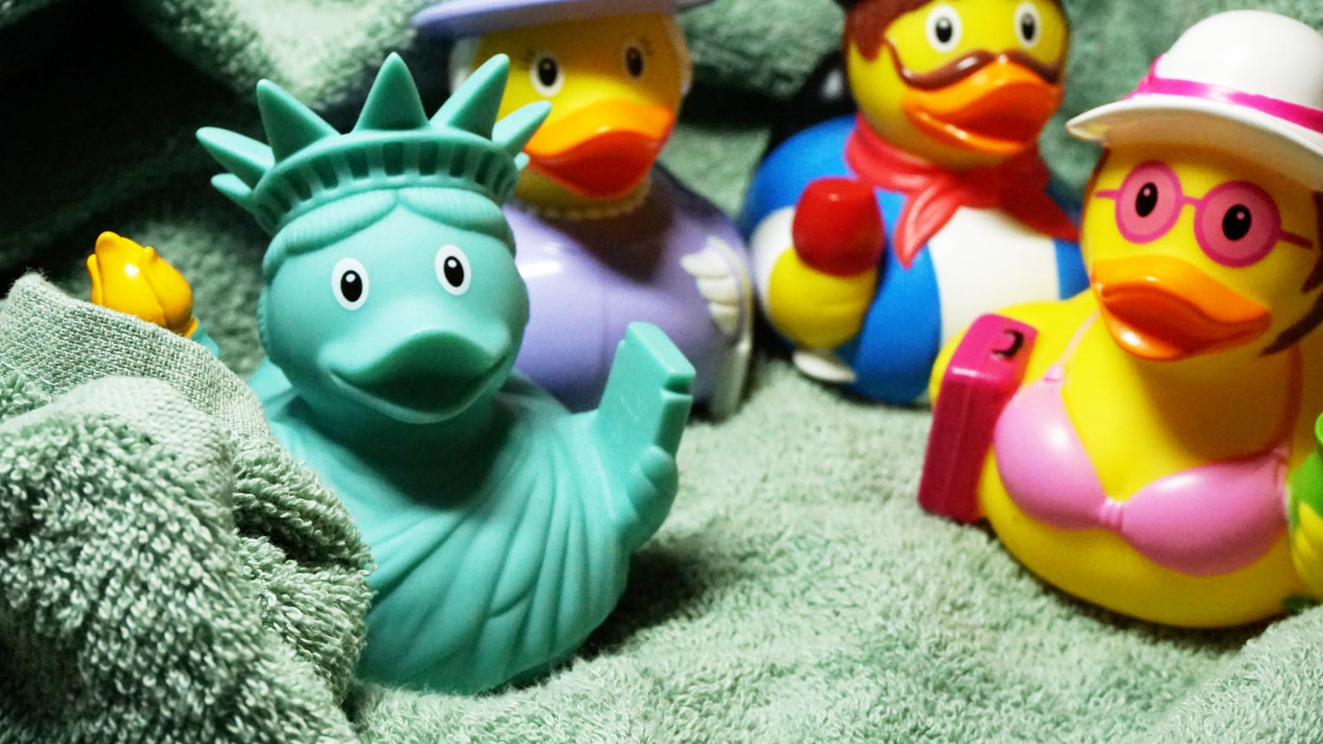 Enten Gewinnspiel (Foto: Sabina Schneider)