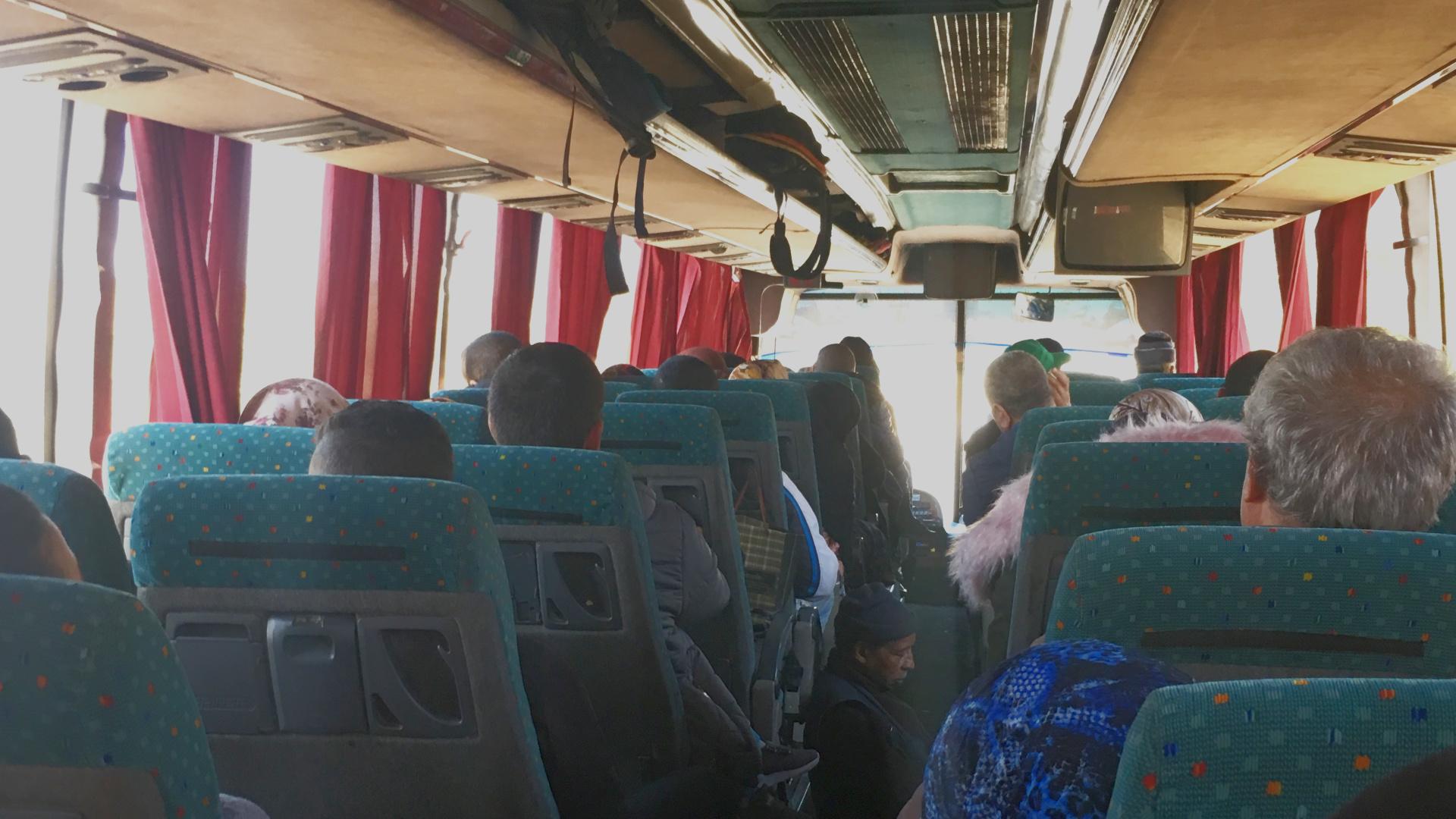 Unterwegs in Marokko (Foto: Sabina Schneider)
