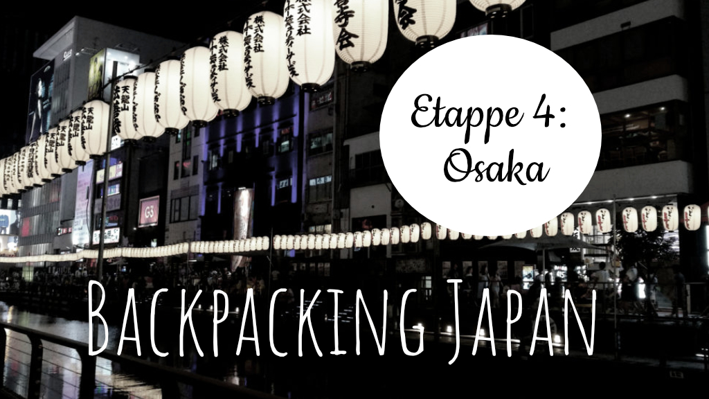 Osaka (Foto: Marina Hochholzner)