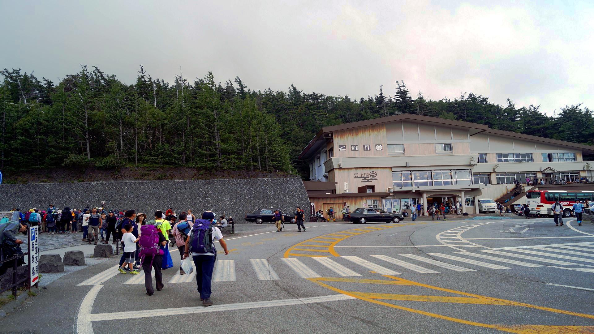 Fuji Busstation (Foto: Marina Hochholzner)