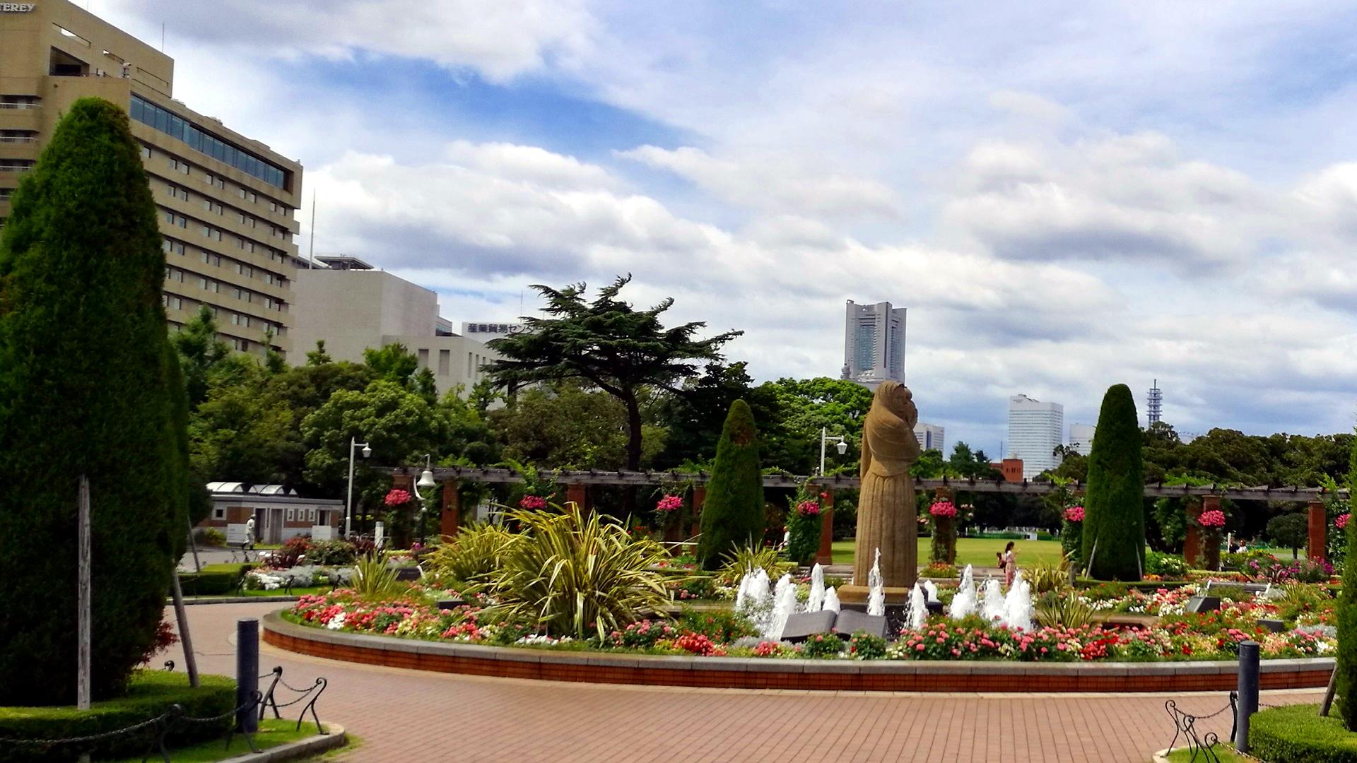 Yokohama Statue (Foto: Marina Hochholzner)