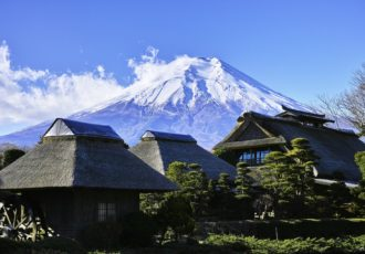Mount Fuji (Foto: Pixabay/CC BY koshinuke_mcfly)