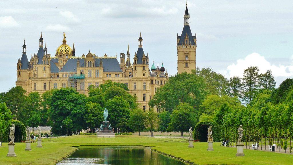 Schwerin( Foto: Pixabay/ CC cocoparisienne)