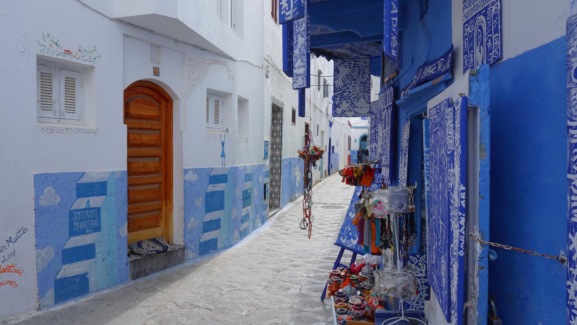Asilah – Seele baumeln lassen auf marokkanische Art (Foto: Sabina Schneider)