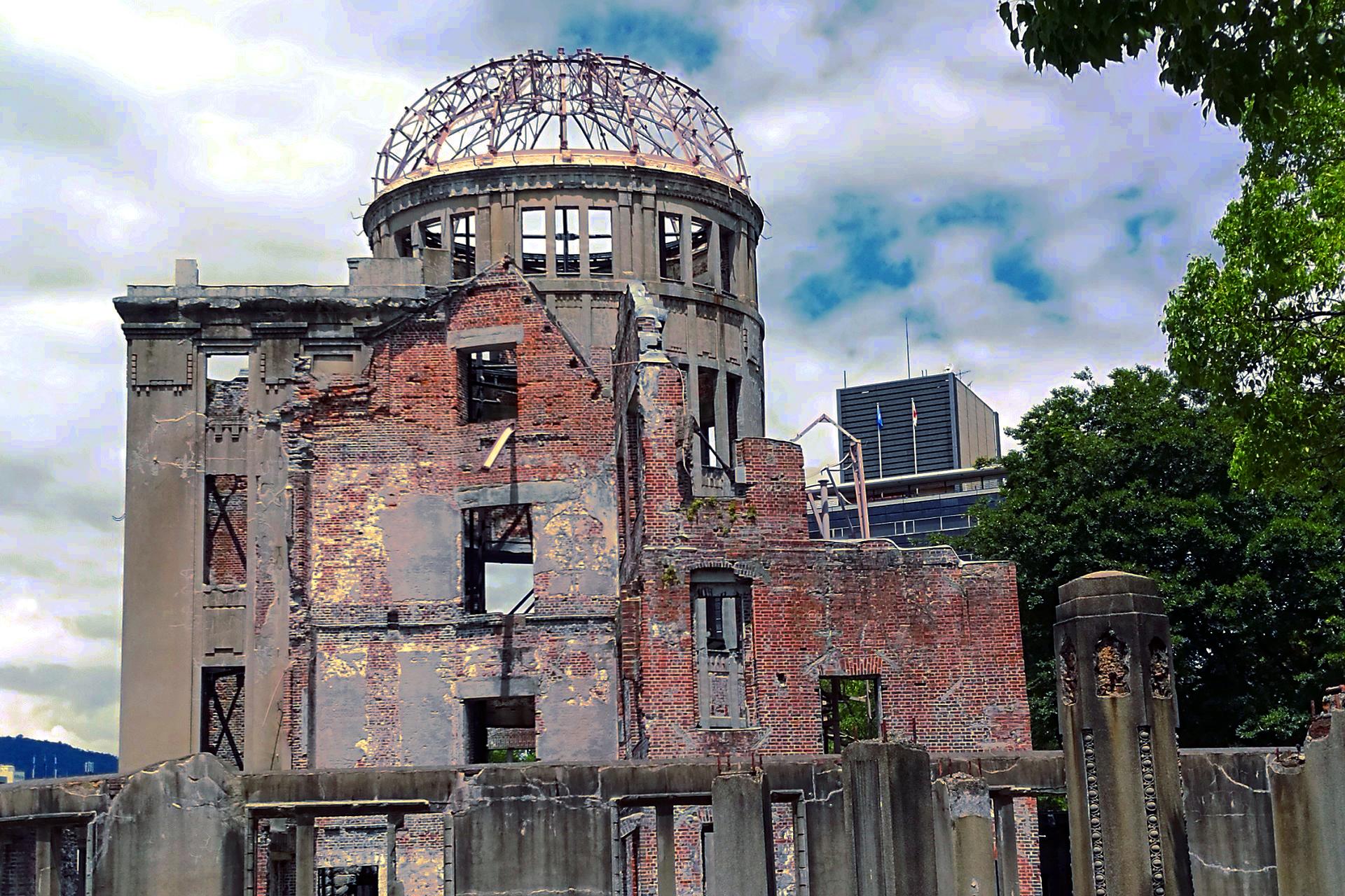 Atomdom (Foto: Marina Hochholzner)