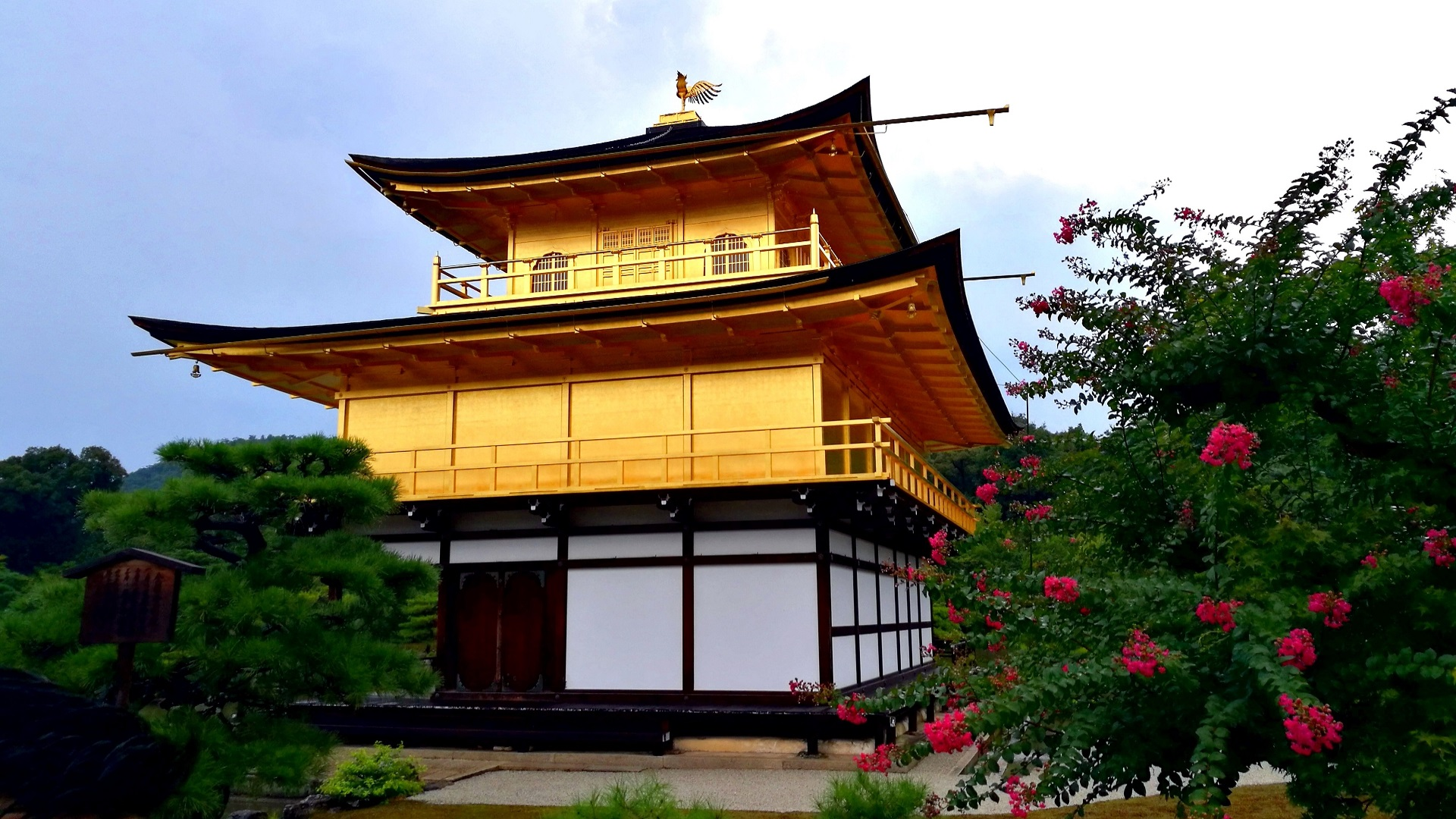 Goldener Pavillon (Foto: Marina Hochholzner)