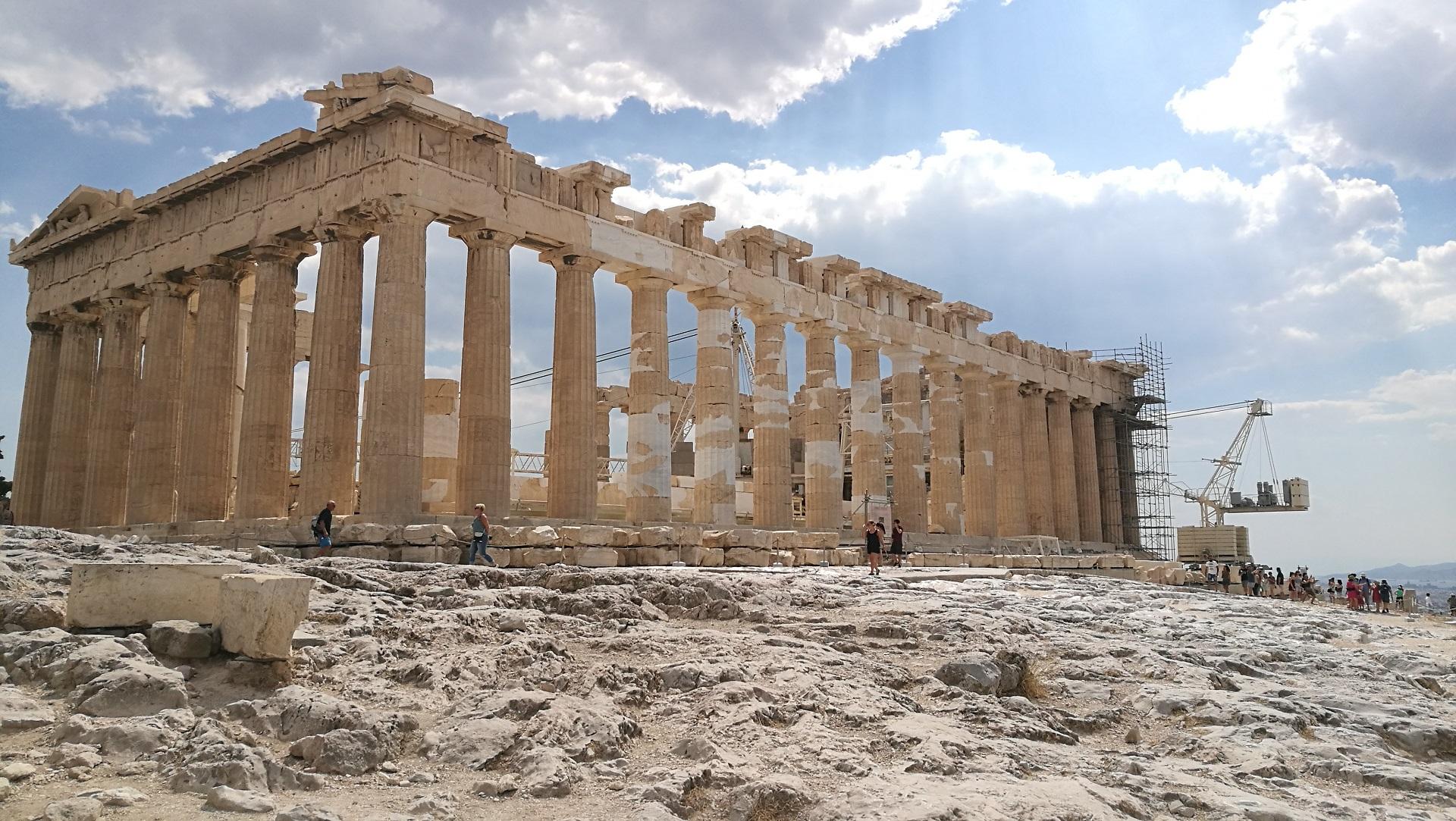 Athen_Akropolis (Foto: Marina Hochholzner)