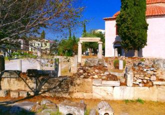 Athen (Foto: Marina Hochholzner)