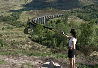 Harry Potter Drehort (Foto: Sabina Schneider)