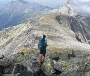 Alpenüberqerung (Foto: Sabina Schneider)