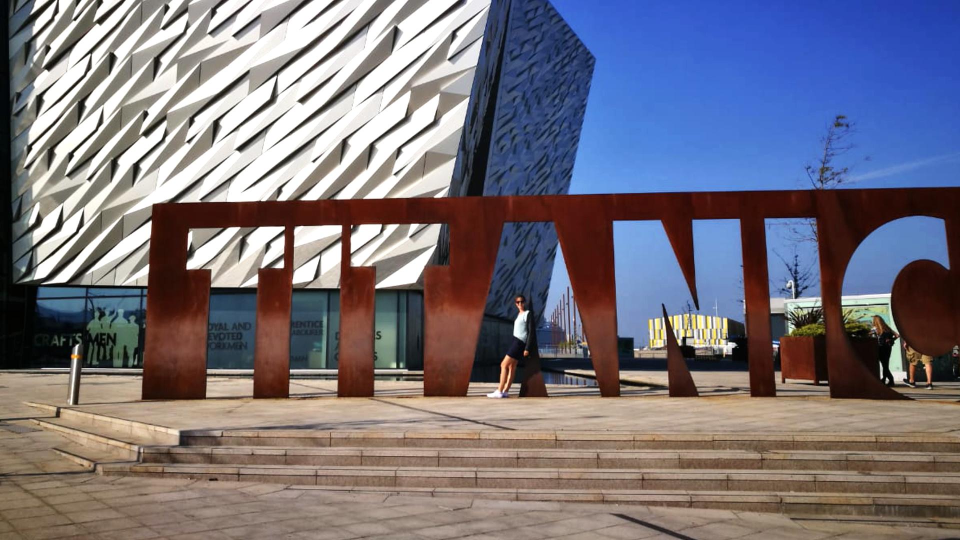 Titanic Nordirland (Foto: Sabina Schneider)
