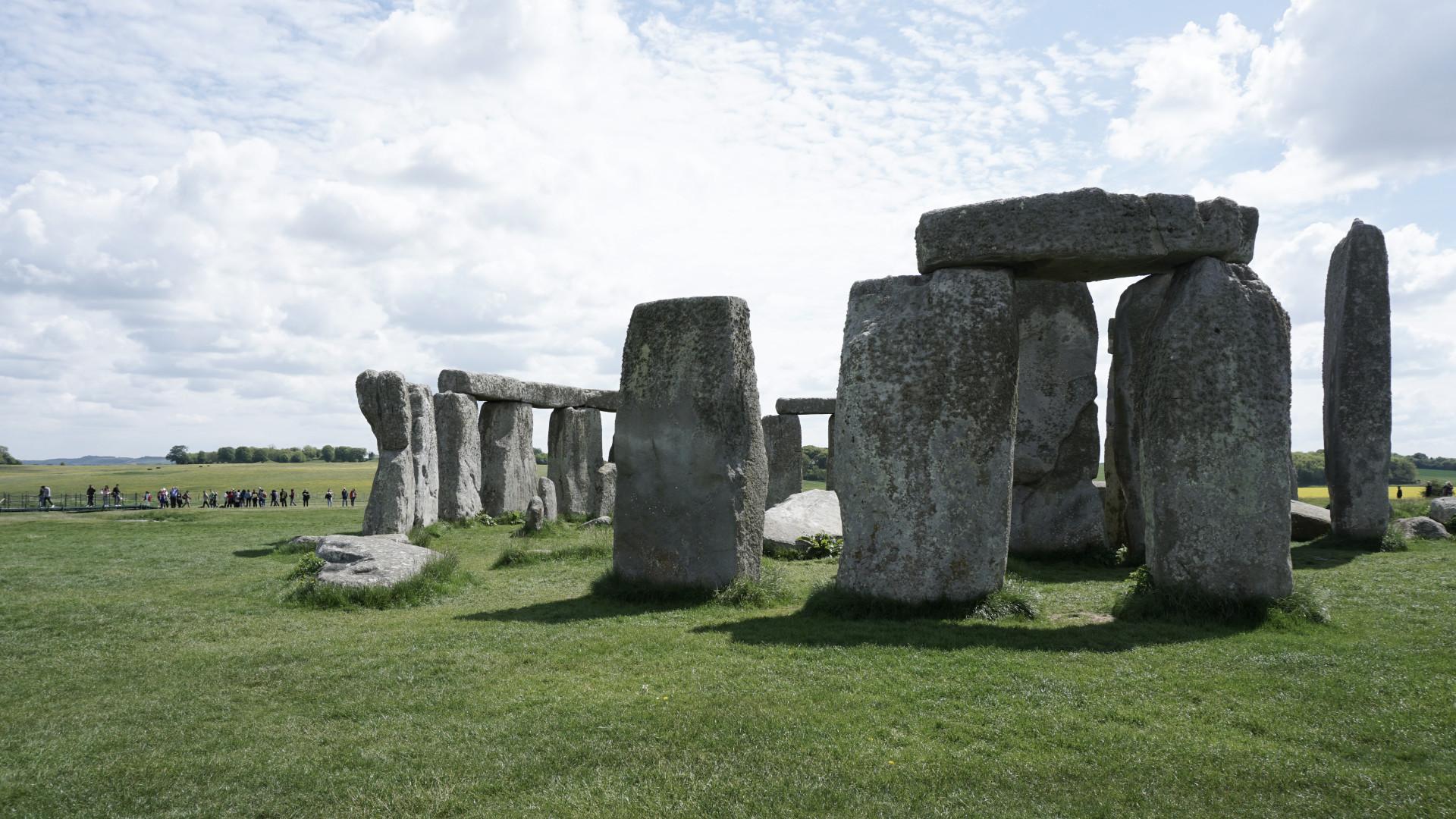 Stonehenge in England (Foto: Sabina Schneider)