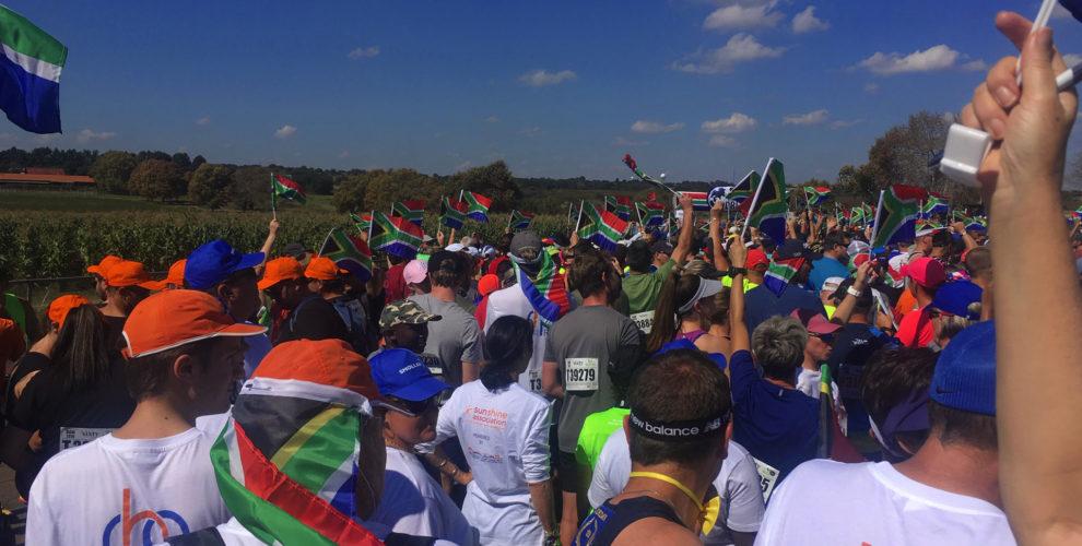 Wings for Life Worldrun Pretoria (Foto: Sabina Schneider)