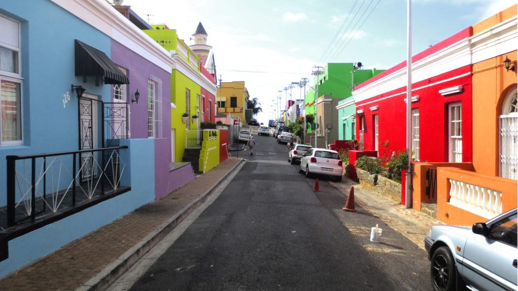 Bo Kaap Kapstadt (Foto: Sabina Schneider)