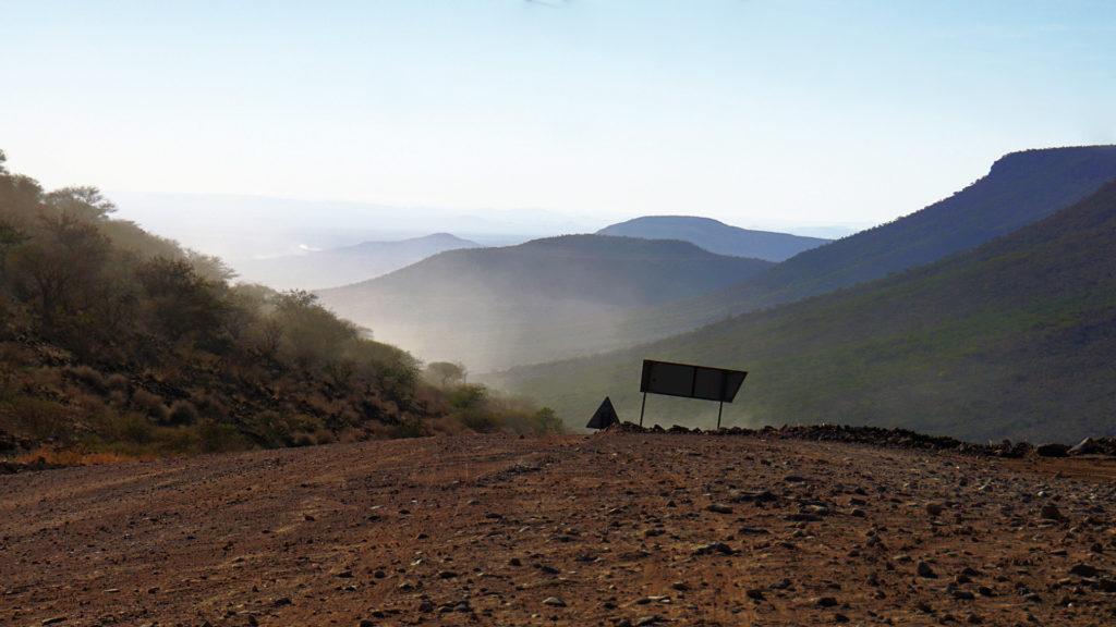 Grootberg Namibia (Foto: Sabina Schneider)