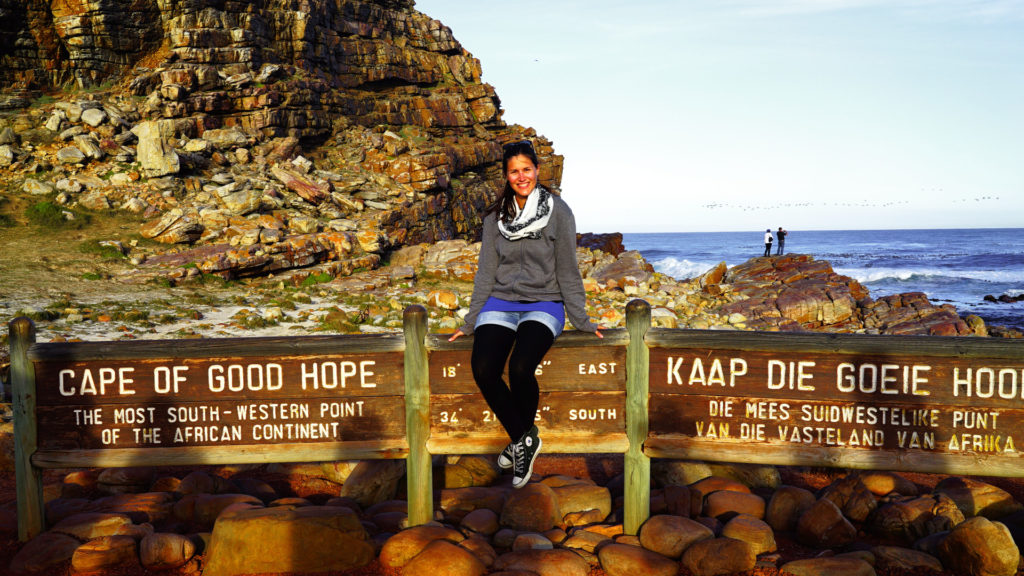 Kap der guten Hoffnung (Foto: Sabina Schneider)