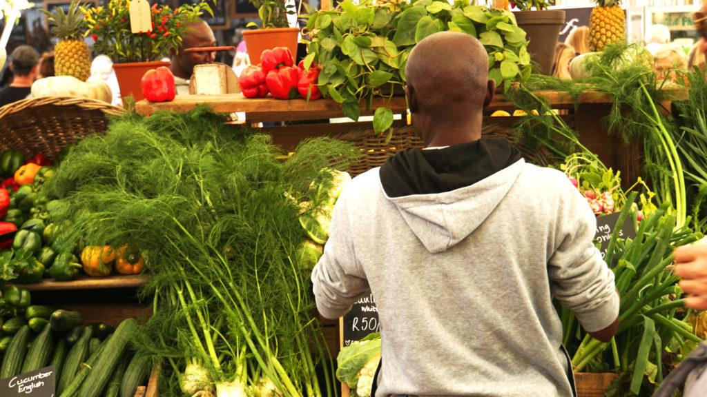 Market Kapstadt (Foto: Sabina Schneider)