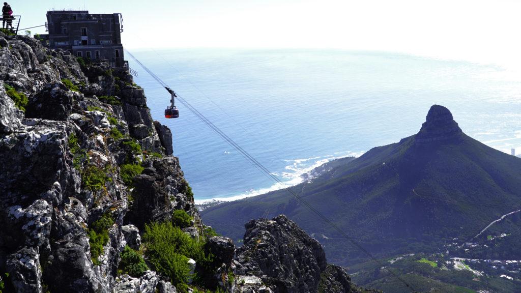 Tafelberg Kapstadt (Foto: Sabina Schneider)