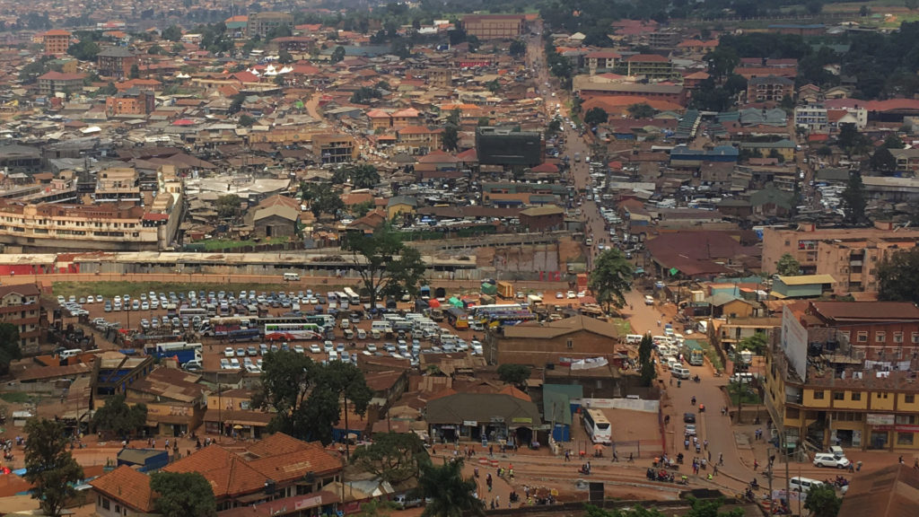 Kampala Uganda (Foto: Sabina Schneider)