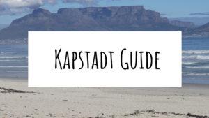 Kapstadt Guide (Foto: Sabina Schneider)