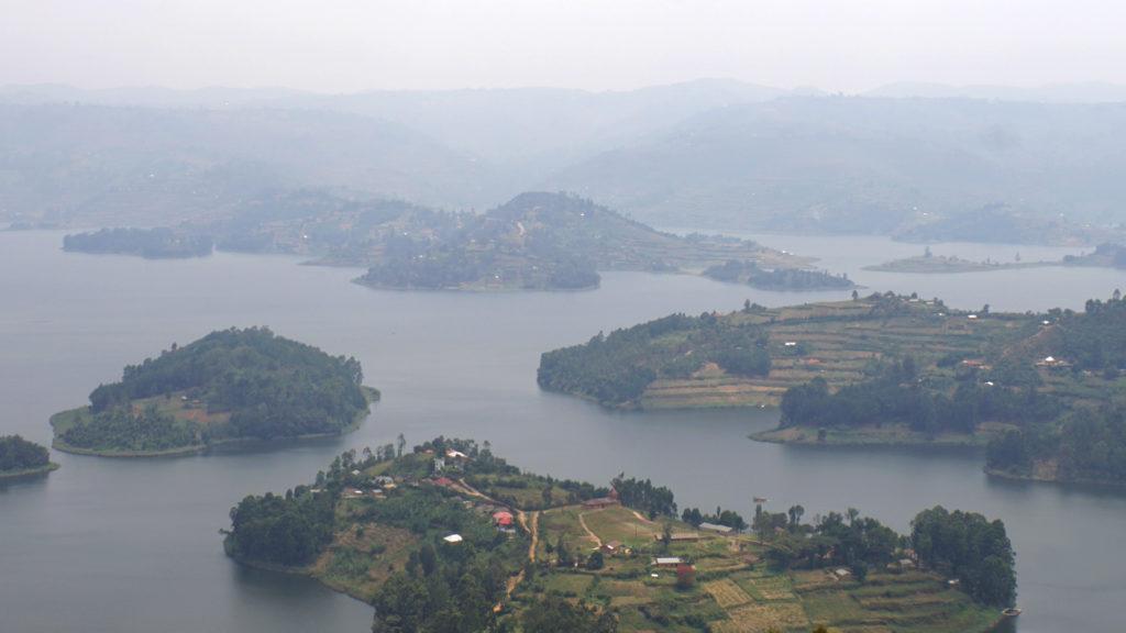 Lake Bunyonyi (Foto: Sabina Schneider)