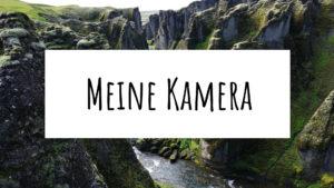 Meine Kamera (Foto: Sabina Schneider)