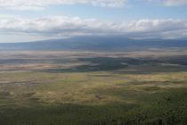 Ngorongoro Nationalpark (Foto: Sabina Schneider)